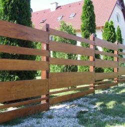 Ugye Ön is szeretné ha a fa kerítése 5év után is gyönyörű lenne? 2012